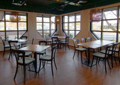 Kivitasku Restaurant Upper Level Corner